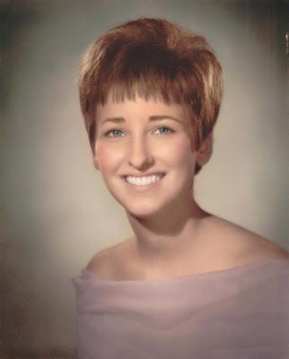 Wendy Slade Senior Picture 1969 http://jollettetc.blogspot.com