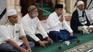 Plt Wali Kota Tanjungbalai Laksanakan Sholat Subuh Berjamaah