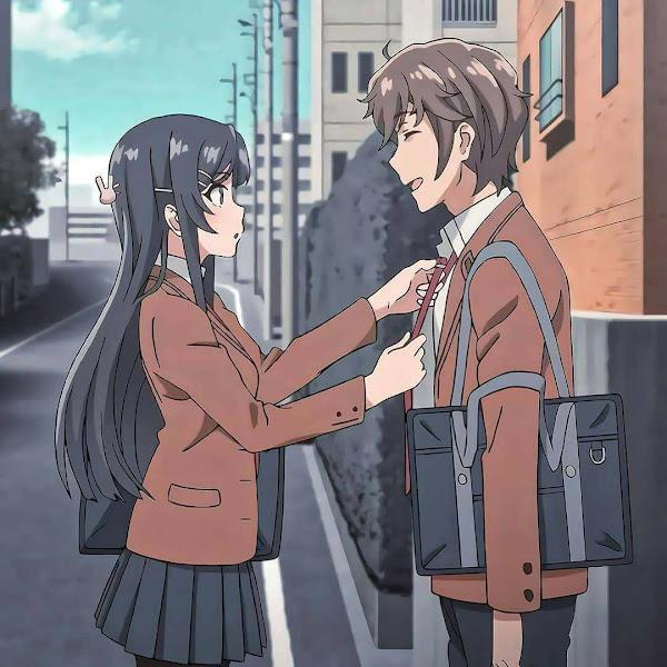 Anime Couple Aesthetic
