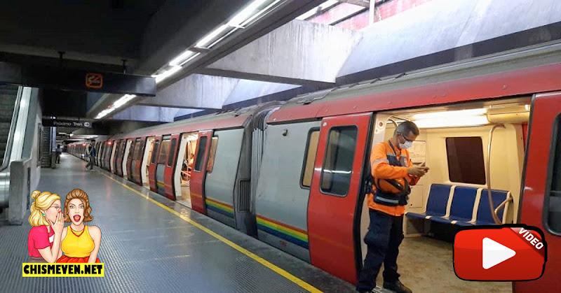 Régimen cierra el Metro hasta nuevo aviso por aumento de casos de Covid