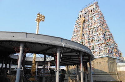 Thiruporur Kandhaswamy Temple Kanchipuram