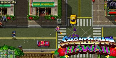 Shakedown: Hawaii Releasing on PS5