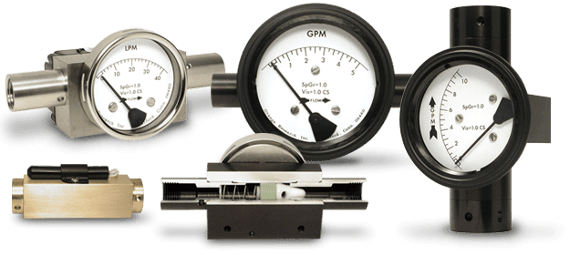 Variable-Area Flow Meter