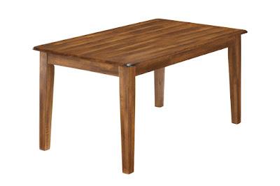 engineered wood dining table