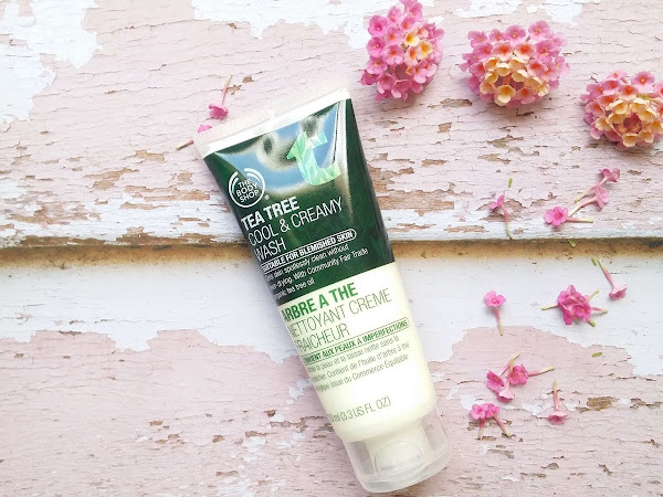 The Body Shop Tea Tree Foam Cleanser