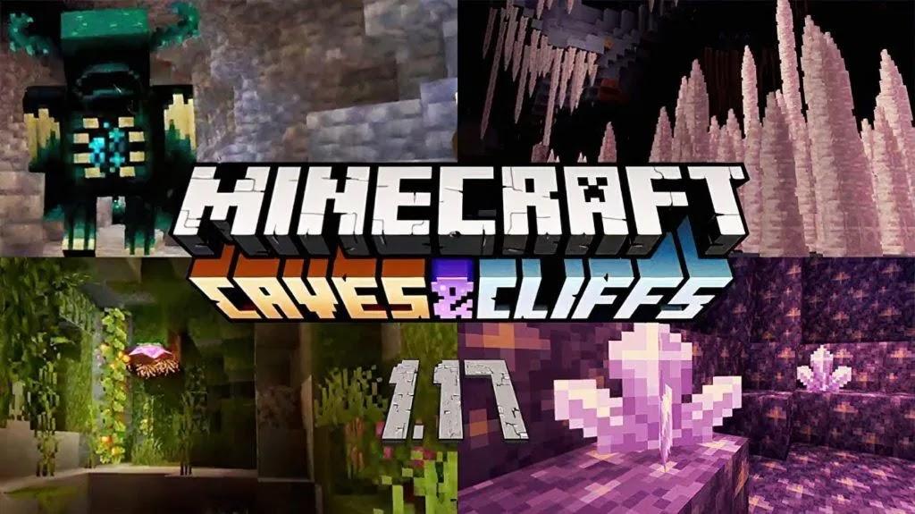 Descargar Minecraft 1.17 para PC