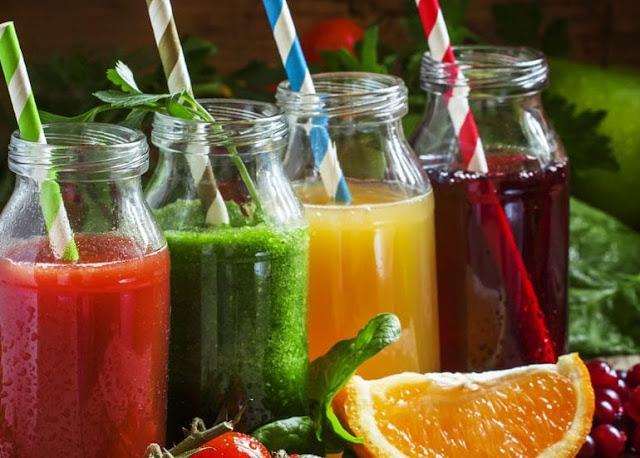 Voilà comment préparer un délicieux jus antioxydant et rajeunissant