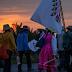 Marcha indígena avanzó 120 km, rechaza atropellos del Estado y el avasallamiento cultural