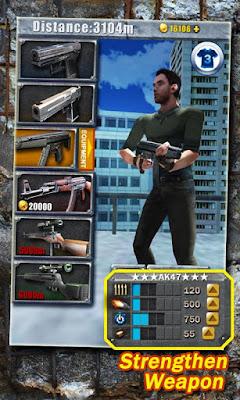 3D City Run 2 Unlimited Money 1.0 APK Direct Link