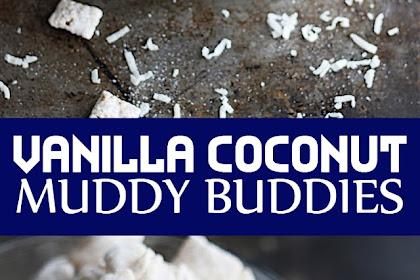 VANILLA COCONUT MUDDY BUDDIES