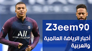 أخبار كرة القدم - تجديد عقد نيمار مع باريس  يعزز قدوم مبابي إلى مدريد