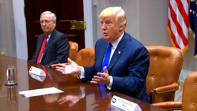 Demócratas tienen votos para iniciar juicio político contra Trump