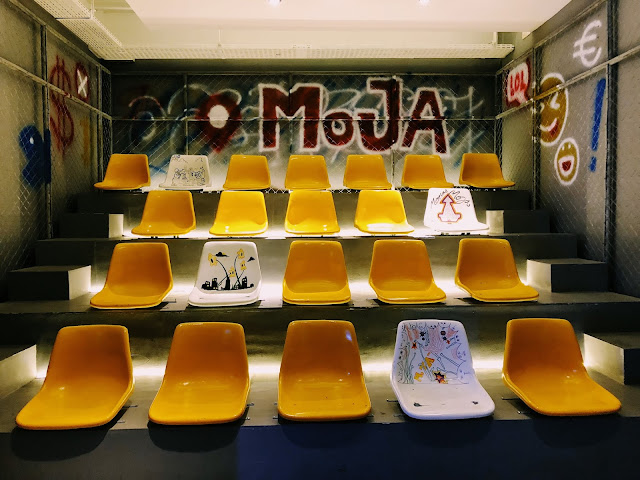 Spot foto di Museum Moja jakarta
