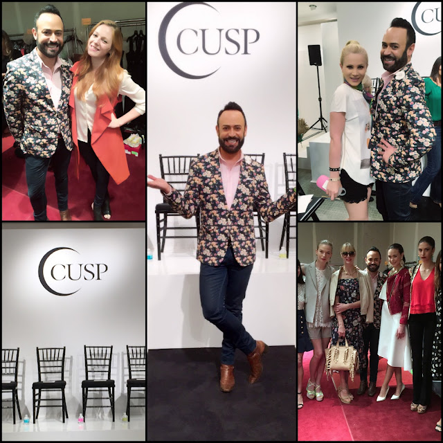 NICK APPEARANCES.....Nick Verreos, Guest Panelist at the Spring 2016 CUSP Neiman Marcus Fashion Island and VISA Fashion Event: Blog RECAP!