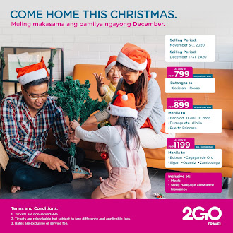 2GO PROMO ADVISORY UNTIL NOV 7 2020