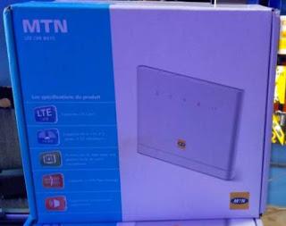 Unlock / Decode / Crack MTN Huawei B315s-22 - EGGBONE