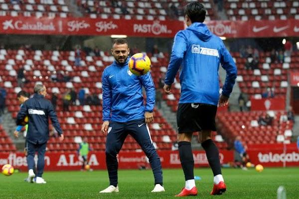 Málaga, hoy entrenamiento y rueda de prensa de Keidi Baré