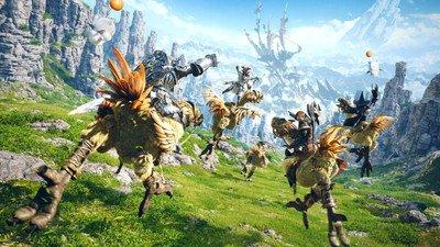 Live-action final fantasy sub indo
