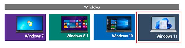 تحميل ويندوز 11 iso من مايكروسوفت (النسخة الأصلية)