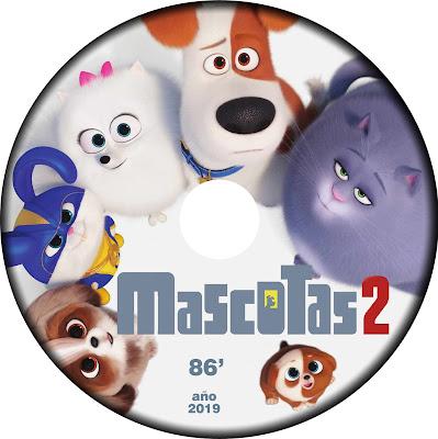 Mascotas 2 - [2019]