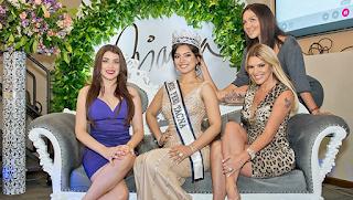 Kiara Garcia Miñano es Miss Perú Tacna 2020