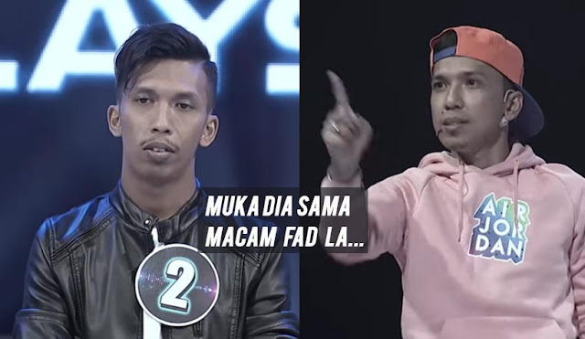 Kembar Fad Bocey Masuk I Can See Your Voice Malaysia 3 ?