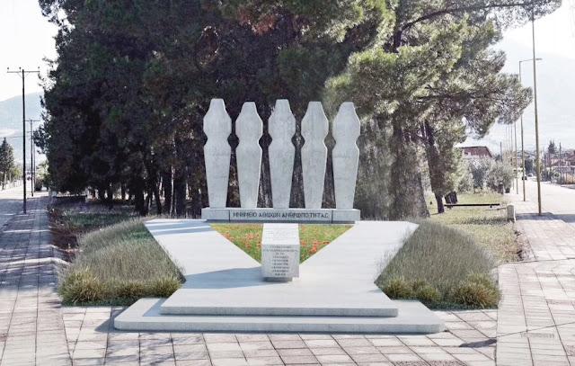 Ένα μνημείο για τις Γενοκτονίες των λαών στην Προσοτσάνη