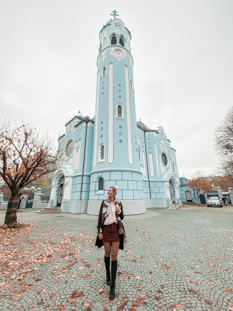 St. Elizabeth Blue Church