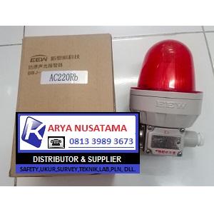 Jual Lampu Warom BBJ Audio Visual Alarm di Semarang