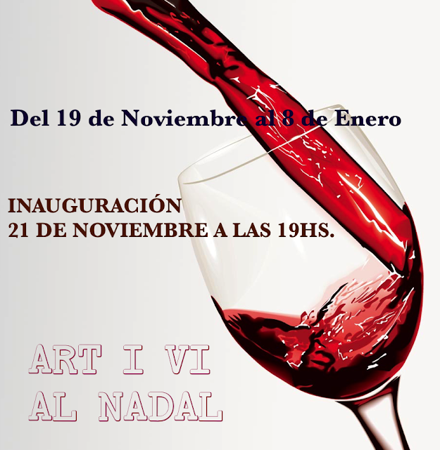 XXXX: Art I Vi Al Nadal Di Astelle Art Barcelona