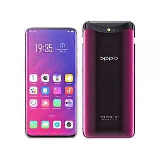 OPPO Find X el teléfono de 10 GB de memoria RAM-TuParadaDigital