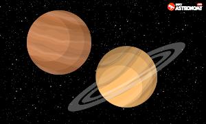 Menuju Super Konjungsi Planet Jupiter dan Saturnus