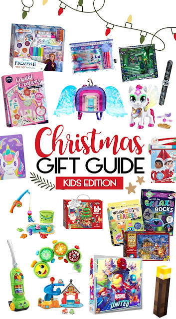 2020 Kids Christmas Gift Guide - Gift Ideas for Kids, Teens, Babies and Toddlers