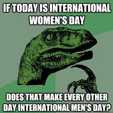 funny meme for womens day