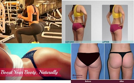 How to Make Your Butt Bigger ? 5 Exercises For Getting an Apple Bottom Butt