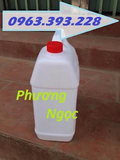 Can nhựa HDPE nguyên sinh, can nhựa đựng hóa chất 5 Lít, can nhựa 5L B19a94a461cb8595dcda