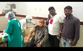 भाजपा ने अपनी 42 स्थापना दिवस के मौके पर बालाघाट में कोरोनावायरस से बचने के लिए मास्क पहनने का लिया संकल्प