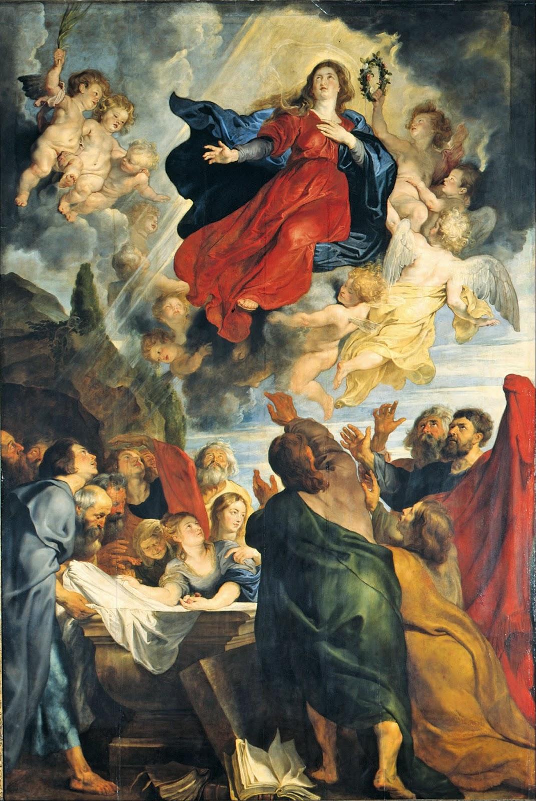 Resultado de imagem para assunção de maria
