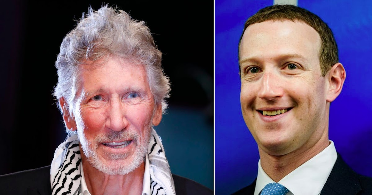 Pink Floyd Member Roger Waters Turns Down Facebook Offer To Use One Of The Band's Songs Calling Zuckerberg 'One Of The Most Powerful Idiots In The World'