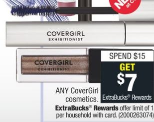 cvs couponers deal CoverGirl
