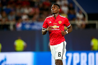 Pogba 'to return to train this week & expects to develop partnership with Bruno'
