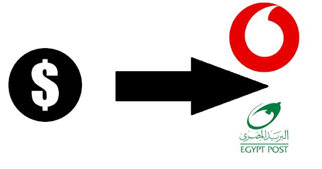 شراء البيتكوين والعملات والدولارات عن طريق فودافون كاش والبريد