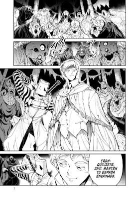 Review del manga The Promised Neverland Vol. 15 y 16 de Posuka Demizu y Kaiu Shirai - Norma Editorial