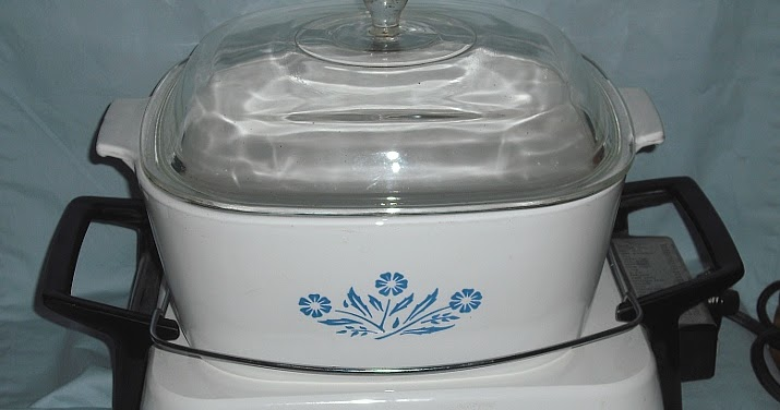 Corningware 411 Corning Ware Electromatic Dutch Oven And