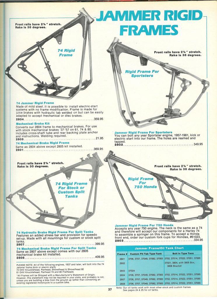 Jammer frame   jammer chopper frames glasses