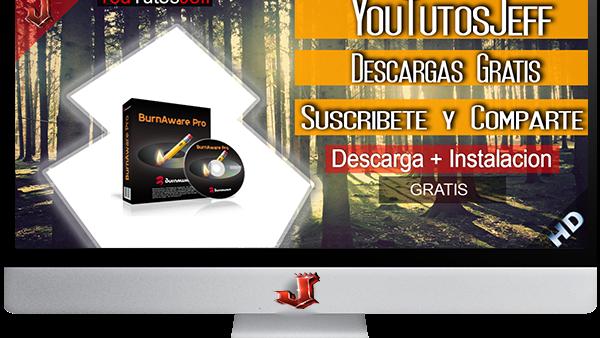 BurnAware Professional v9.4 FULL ESPAÑOL