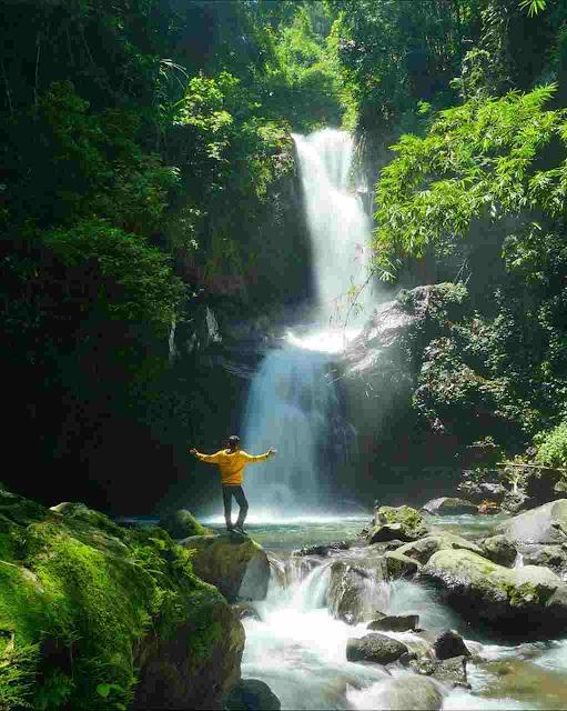 Air Terjun Sekar Langit: Lokasi, Rute, dan Harga Tiket Masuk