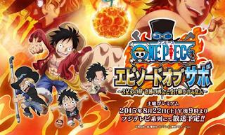 Download One Piece Episode Spesial 9 : Episode Sabo