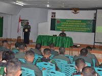 Kodam XIV/Hasanuddin Laksanakan Penyuluhan Hukum di Bawah Jajaranya