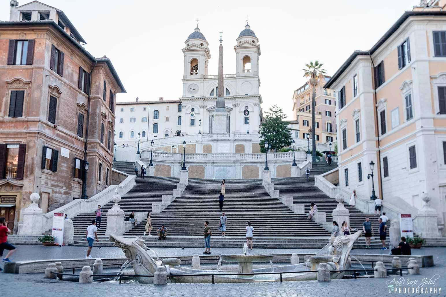 Spanish Steps, Italy